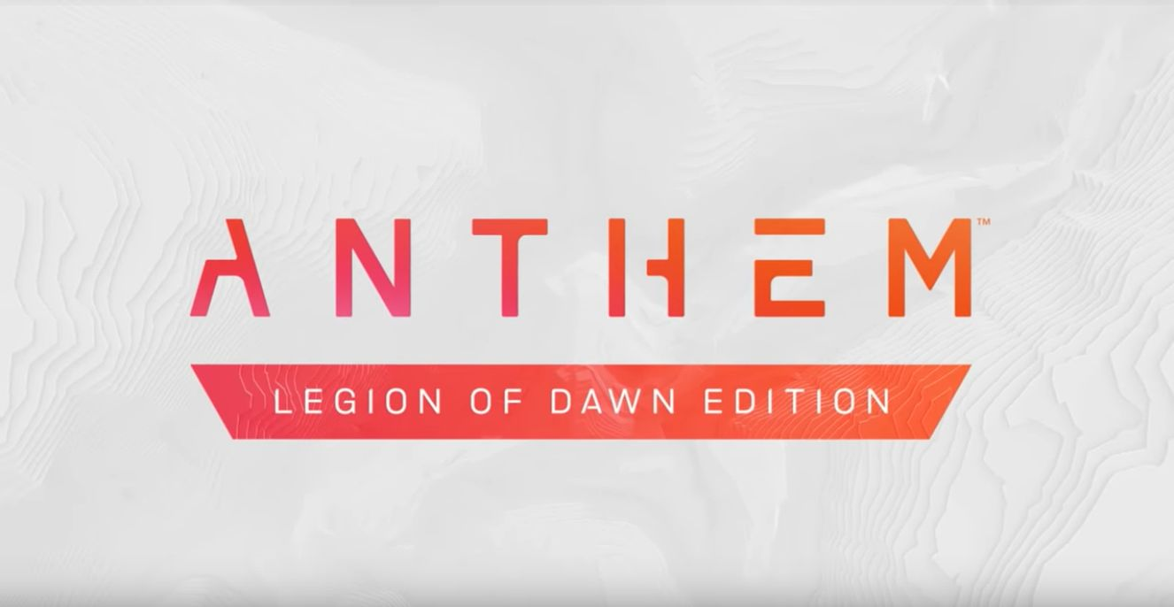 Anthem's Cataclysm Expansion Now Available, Full 1 3 Patch