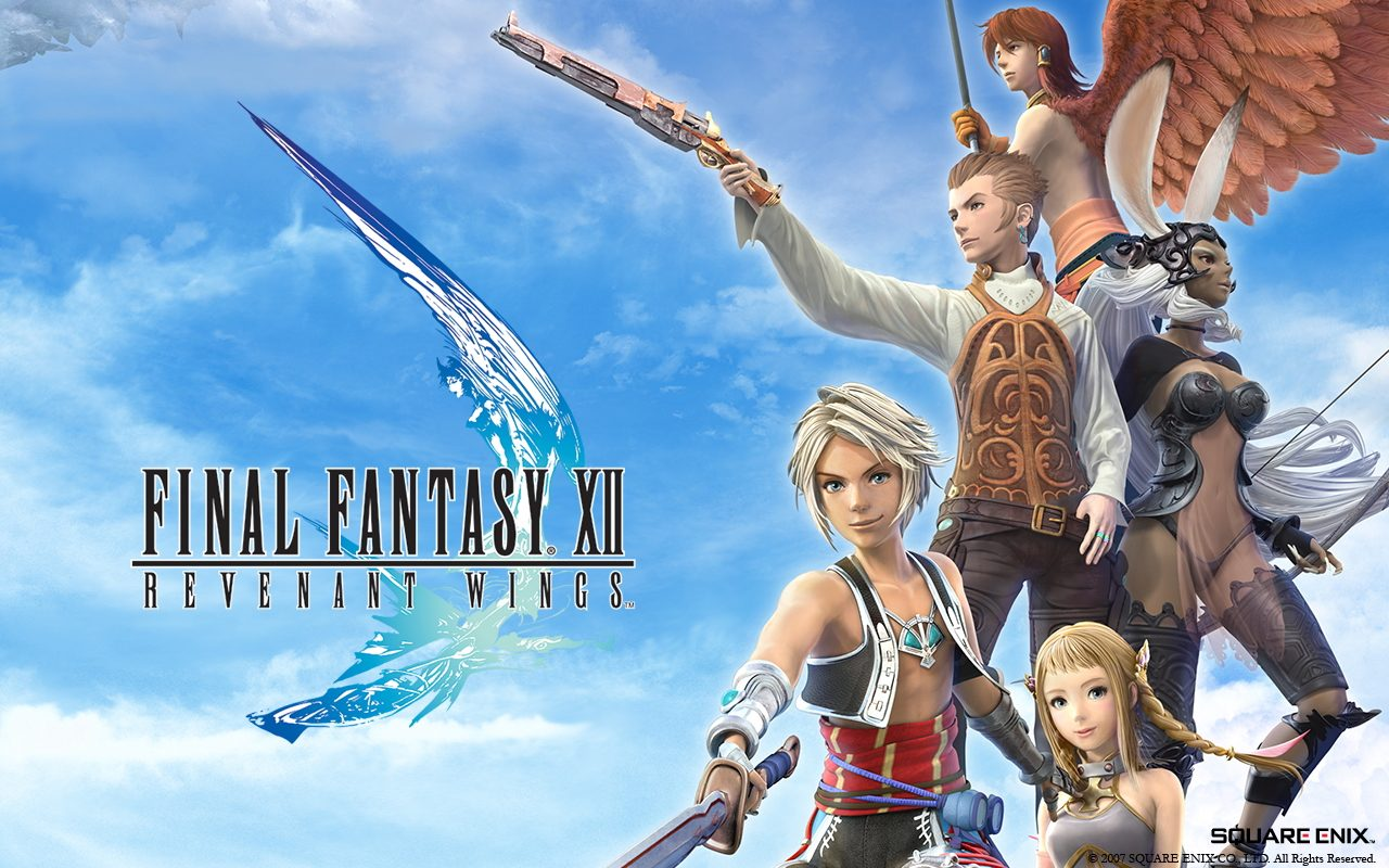 Final Fantasy Xii Remaster Announced For Pc Se7ensins Gaming Community