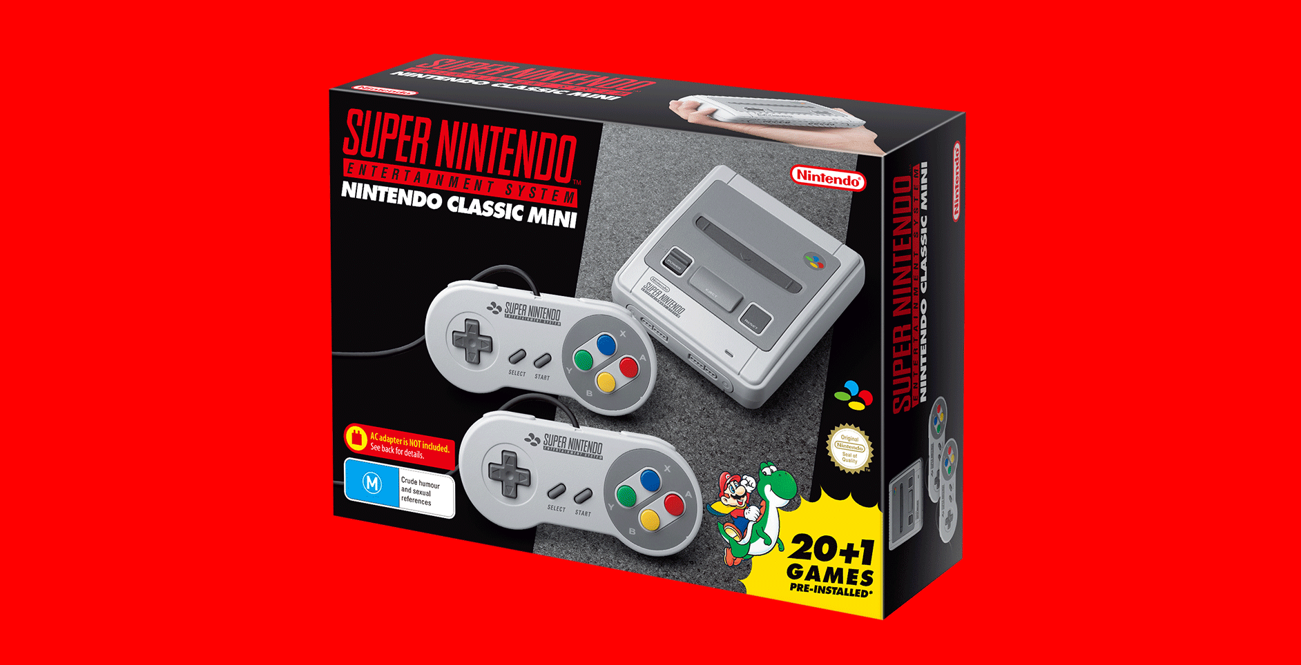 SNES Classic Already Looks As Hackable As NES Classic