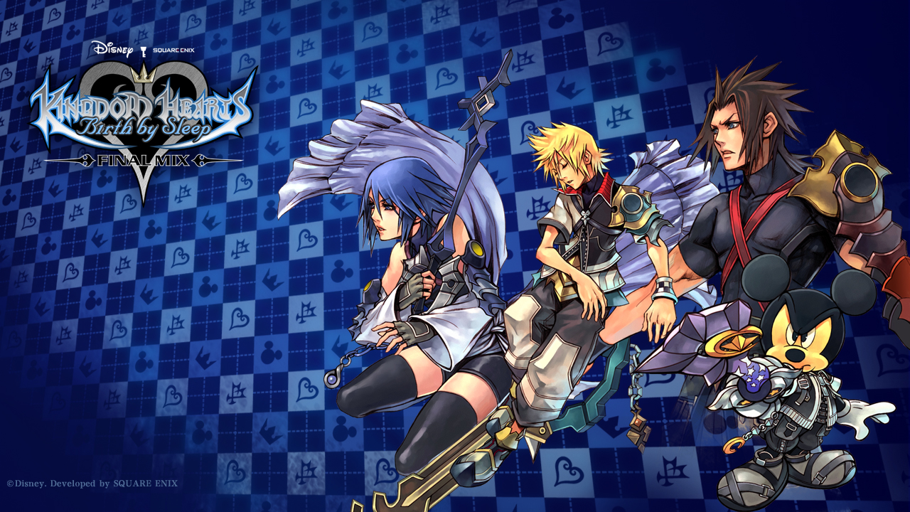 Kingdom Hearts 2 8 Announced For Ps4 Se7ensins Gaming Community
